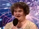 Susan Boyle, a new great singer